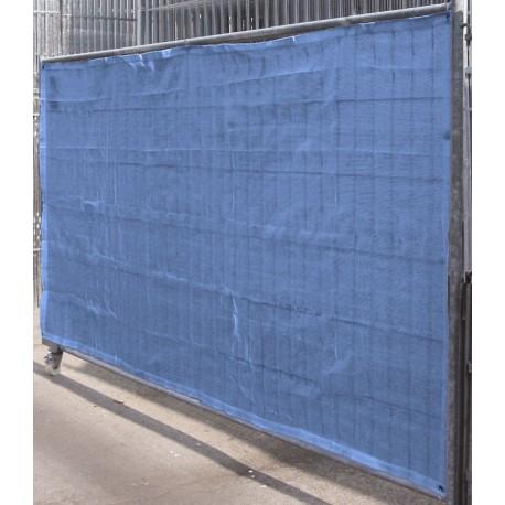Bouwheknet / 1,80 x 3,45 / Blauw